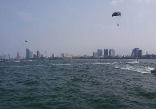 Skyline of Pattaya