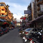 Soi 8 in Pattaya, actually Soi 13/4