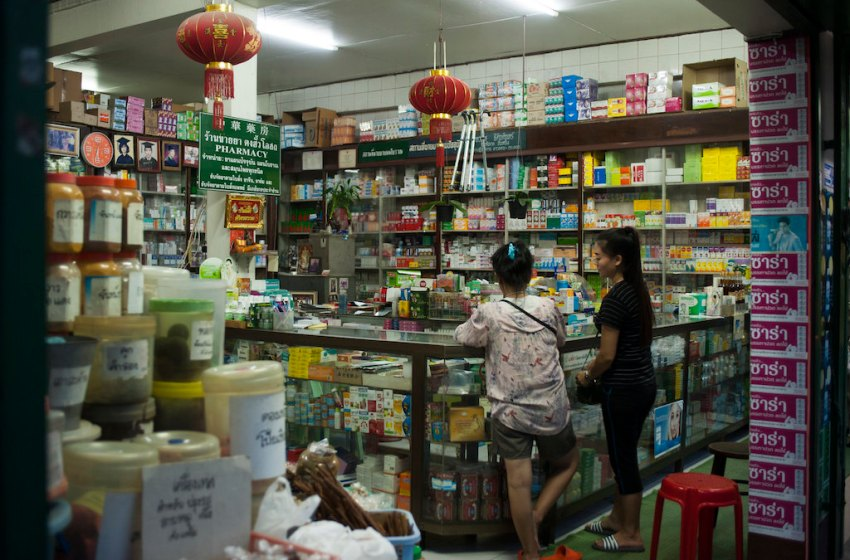 Drugstores to Dispense Medication for Hospital Patients from October 1