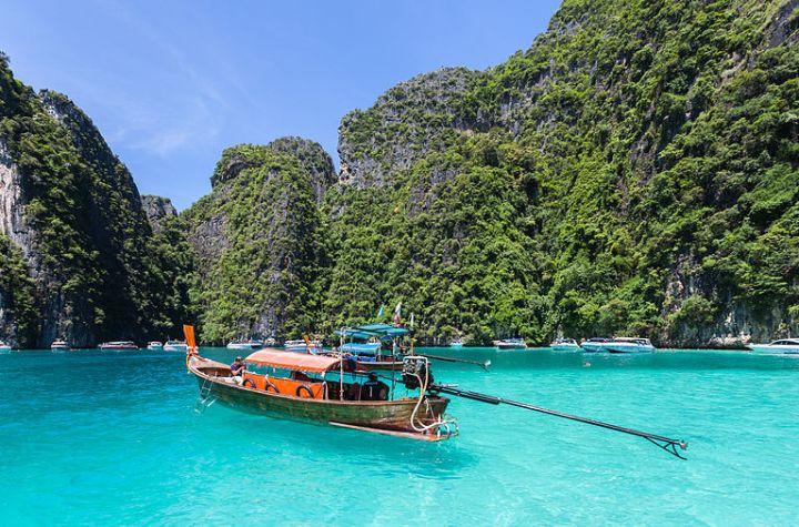Phi Phi Lay island, Thailand