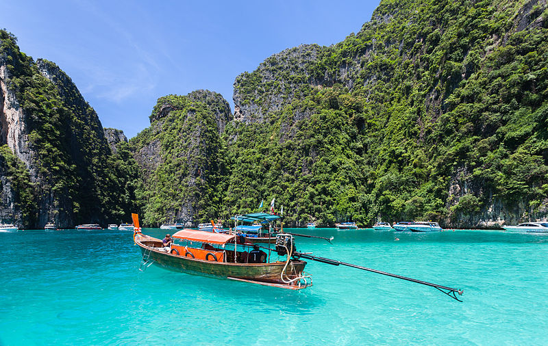 Tourism and Sports Min awards 7 best tourist destinations in Thailand