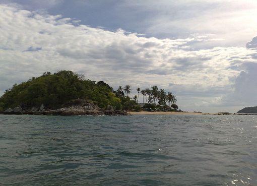 Bon Island in Phuket