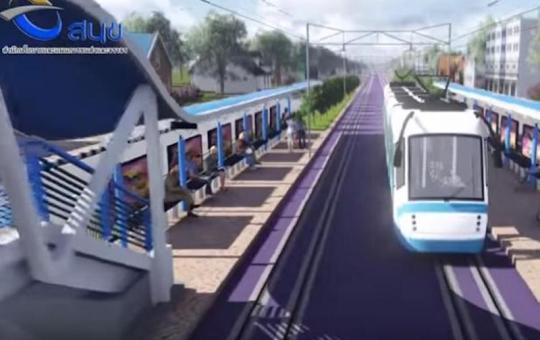 Phuket Light Rail Project