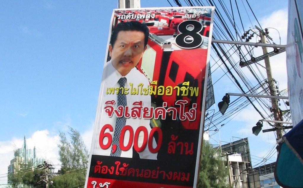 Poster of Chuwit Kamolvisit