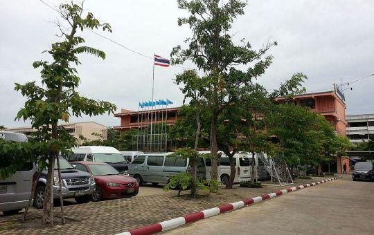 Thanyaburi District, Pathum Thani