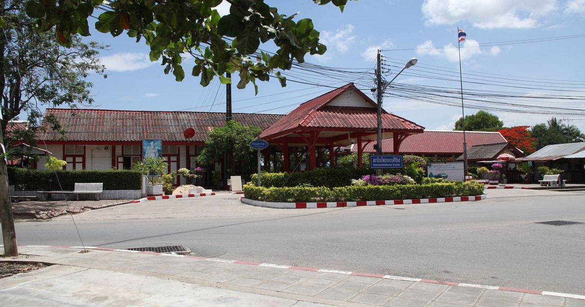 Prachuap Khiri Khan Station
