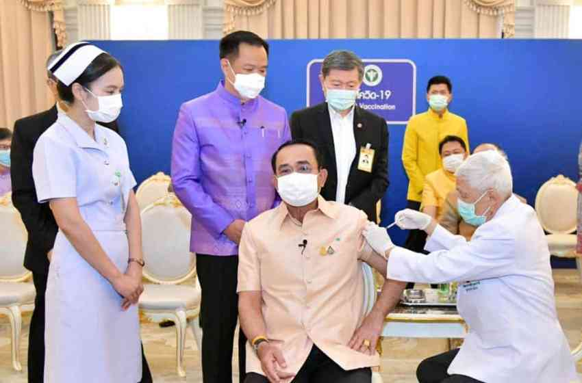 2/3 of COVID-19 Fatalities in Thailand Were Unvaccinated