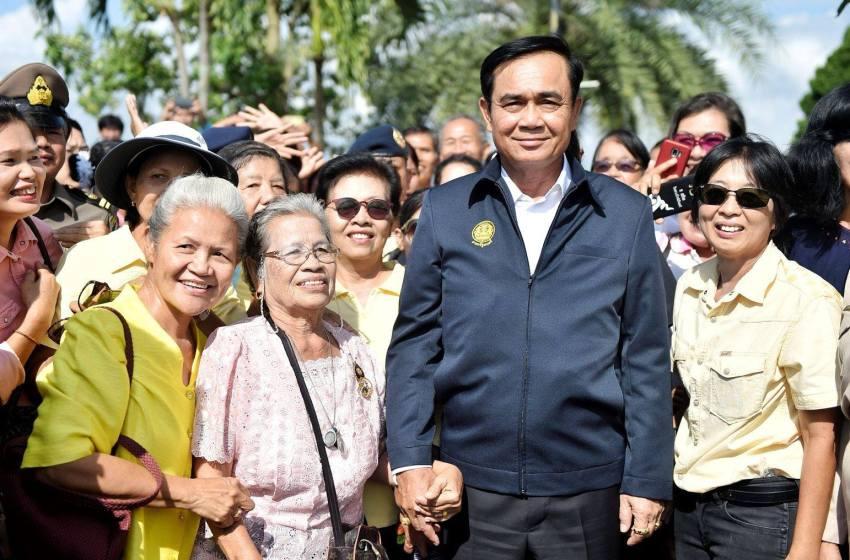 PM Prayut visits northern provinces