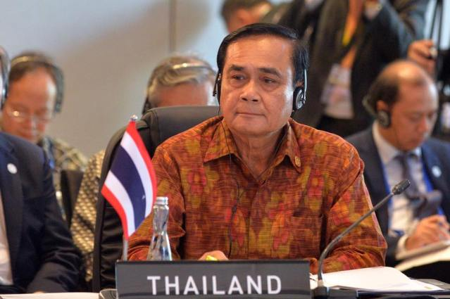 PM Prayut vows to push for greater ASEAN connectivity