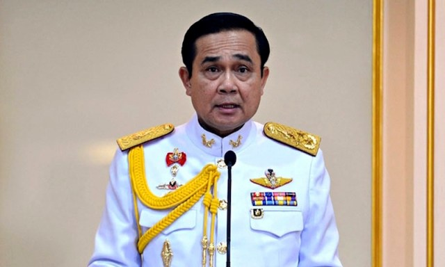 Election in February? Prayut says yes, and then perhaps