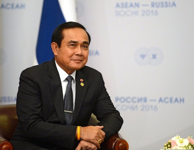 "Prayuth Chan-ocha's New Ballad ""Hope and Faith"" (Video)"