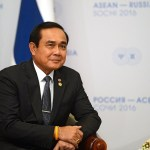 Thai PM Prayut Chan-o-cha