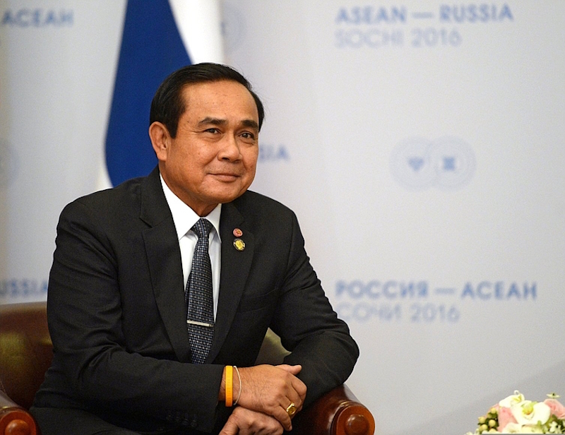 Thai PM Prayut Chan-o-cha