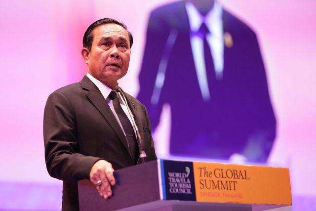 Prayut declares he is interested in entering politics