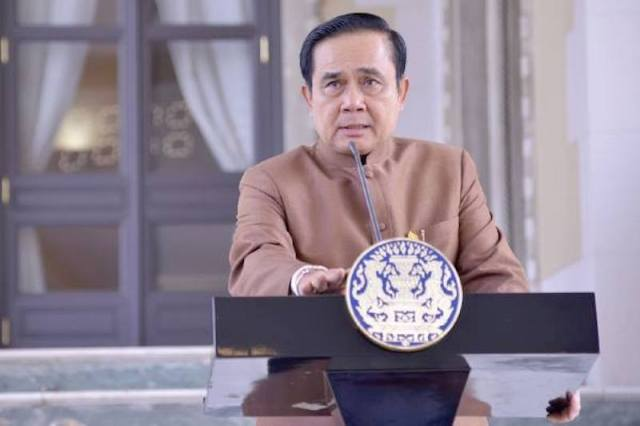 Prayut chides political parties for boycotting meeting with NCPO