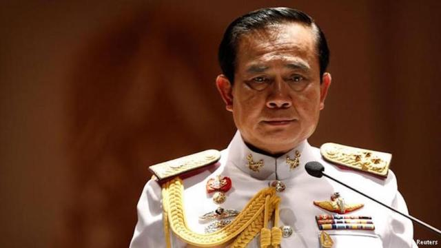 Prayut denies links to ex-Phra Buddha Isara