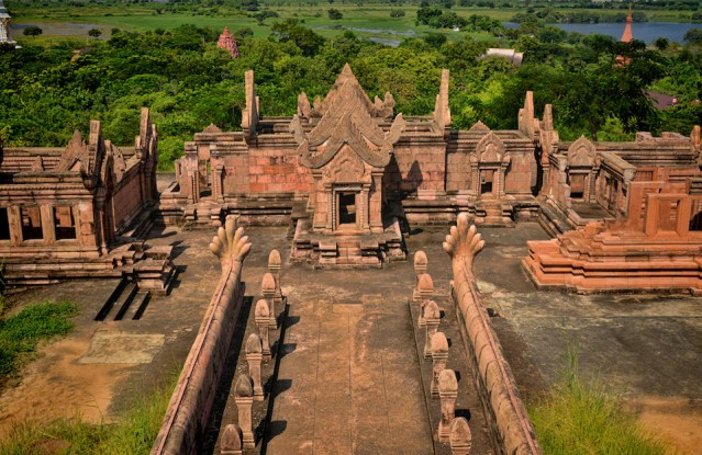Preah Vihear temple replica opening put on hold