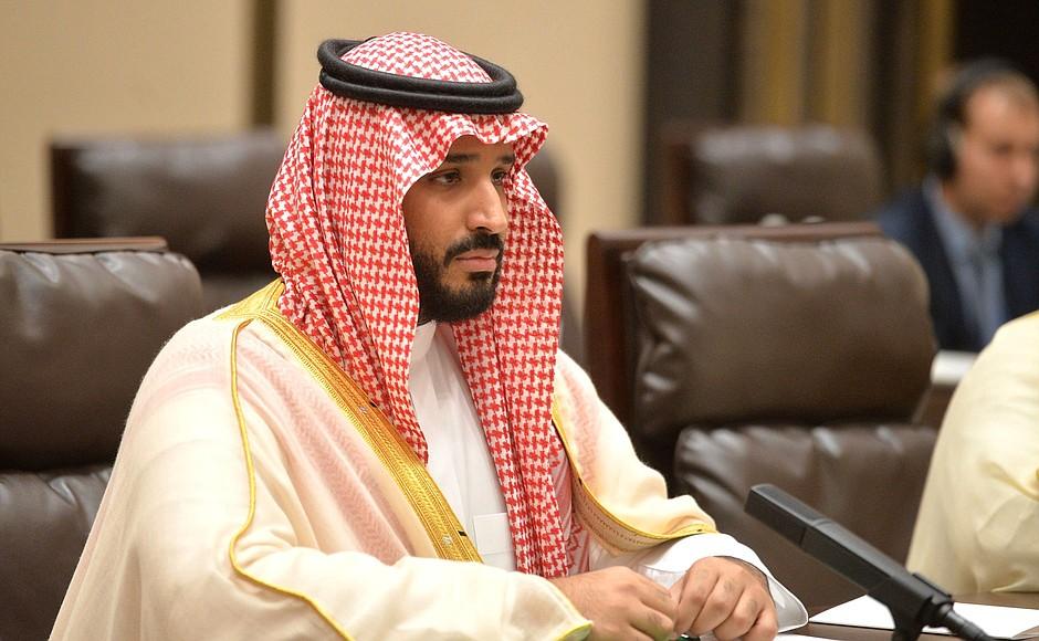 Crown Prince of Saudi Arabia Mohammad bin Salman Al Saud