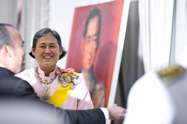 Princess Sirindhorn opens Police Museum in Bangkok