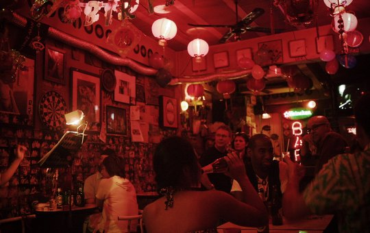 A pub in Sathorn, Bangkok