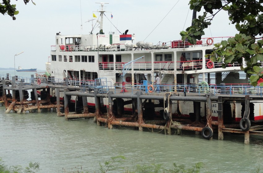 Koh Samui Ferry accident: 1 dead, 2 more rescued, 4 still missing