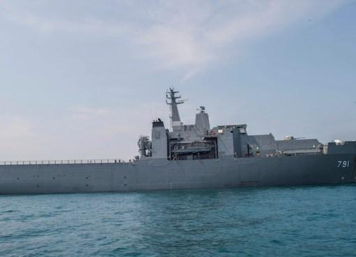 Royal Thai Navy ship Angthong (LPD 791)