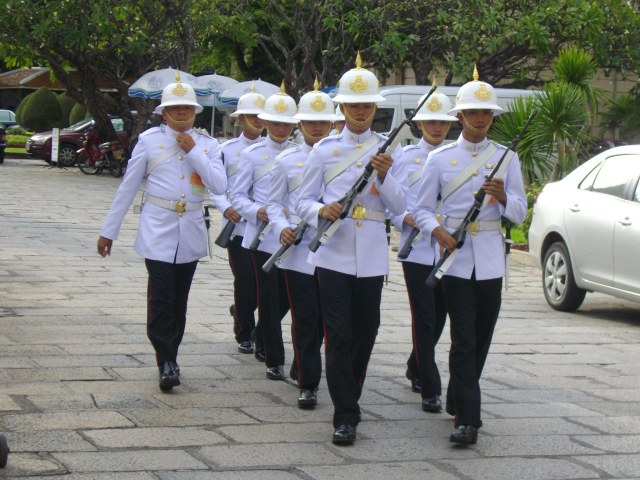 Bangkok ready for royal cremation ceremonies