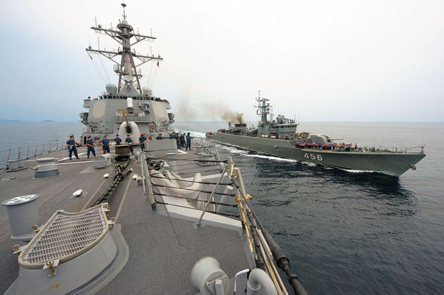 Thailand Hosts Display of ASEAN Naval Firepower
