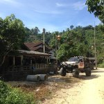 Rueso District in Narathiwat