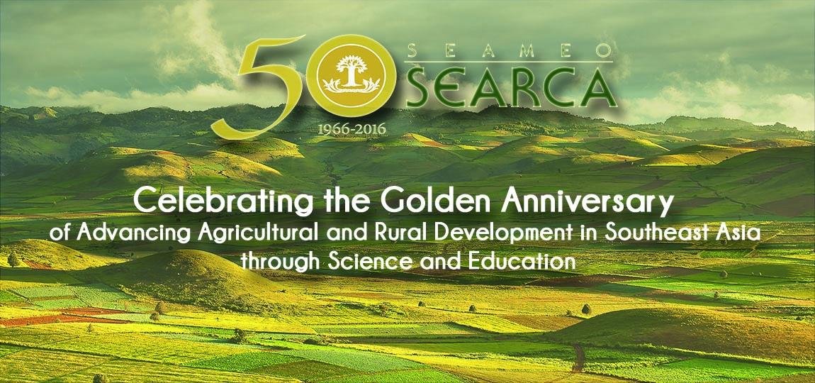 SEAMEO SEARCA Anniversary