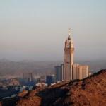 Buildings in Mecca