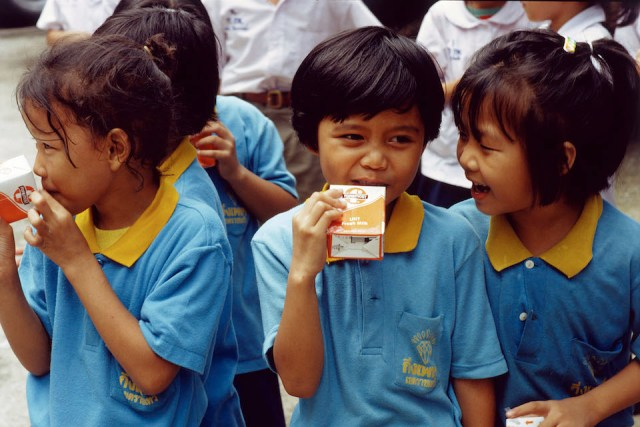 Thai Milk apologizes over spoiled milk delivered to school
