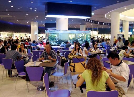 Siam Paragon Food Hall