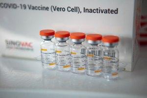 COVID-19 vaccine made by Sinovac