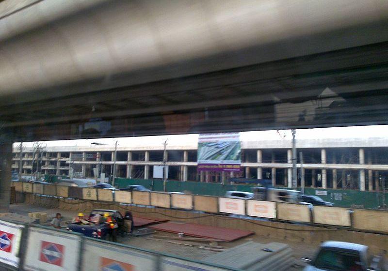 Bangkok: Purple Line trial run begins next year