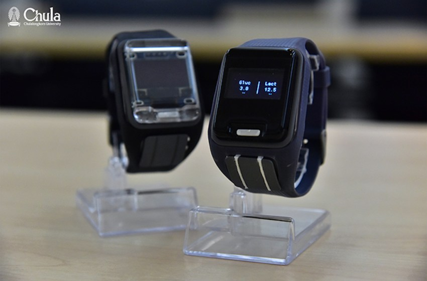 Smartwatch to Measure Blood Glucose from Sweat.