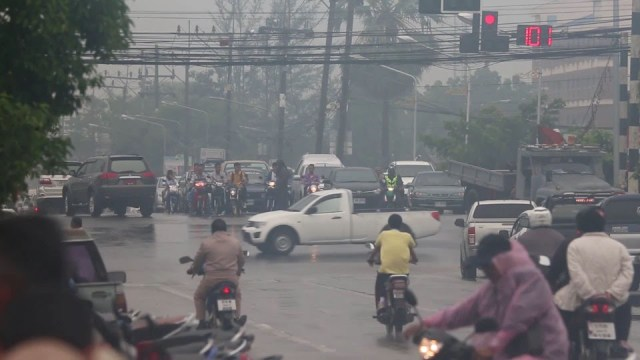 Chiang Mai ranked sixth worst for air pollution globally