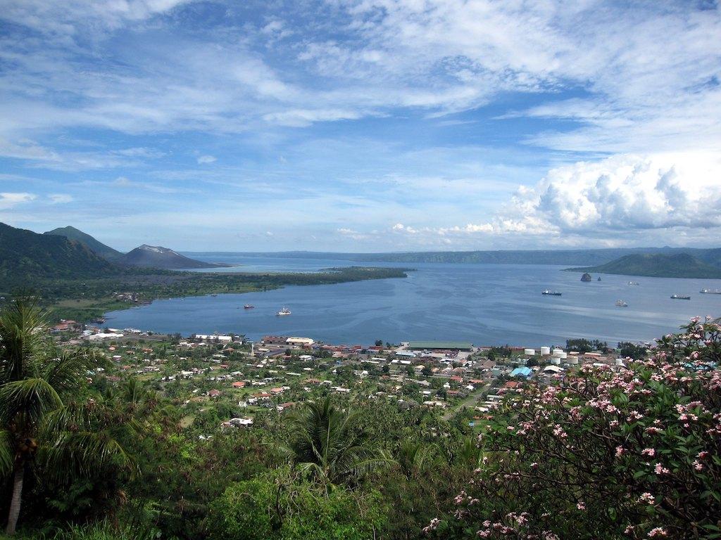Solomon Islands in Papua New Guinea