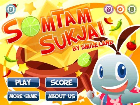 Som Tam Sukjai Game iPad App