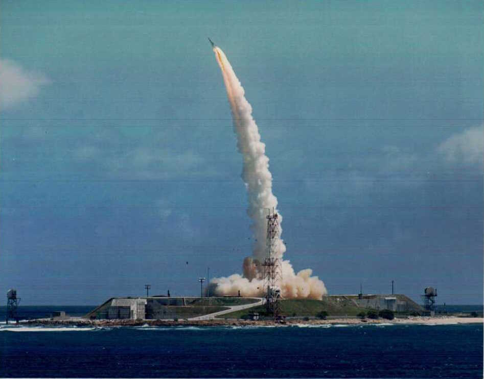 Sprint missile