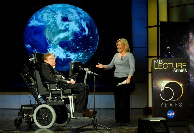 Stephen Hawking to be invited to lecture in Thailand