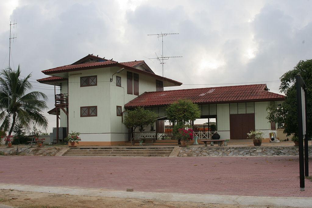 Suphan Buri Railway Station