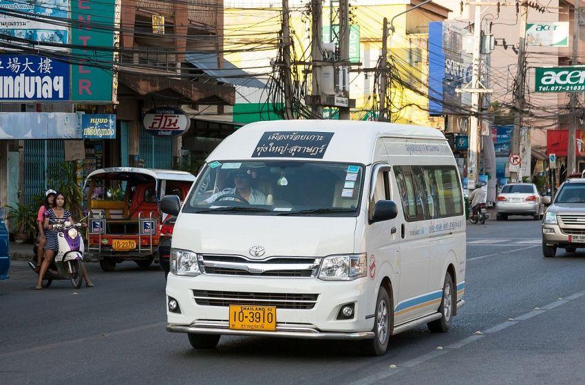 Chinese tourist and Thai driver killed in van crash in Phang-nga
