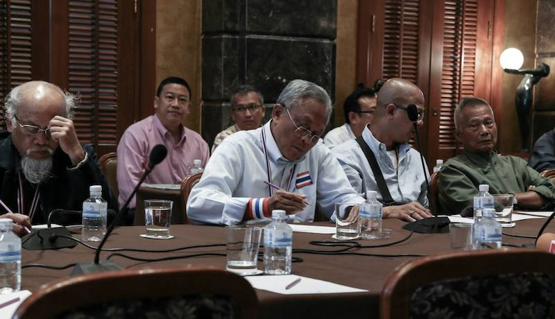 Suthep's party to support Gen Prayut as next PM