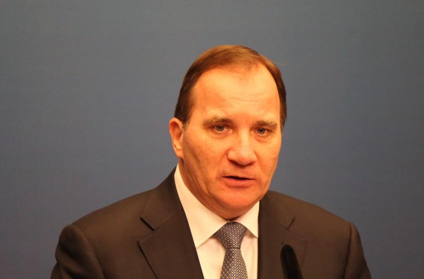 Stefan Löfven loses no-confidence vote in the Swedish Parliament