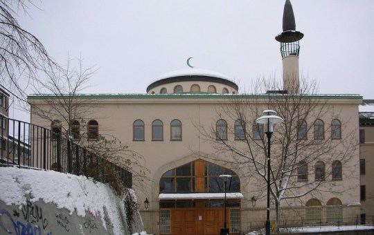 Stockholm Mosque in Sweden