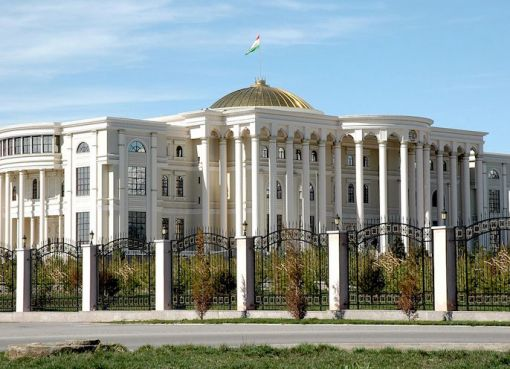 Dushanbe Presidential Palace