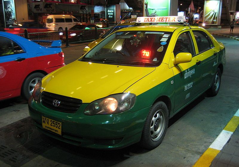 Thailand to raise taxi fares as living cost rises