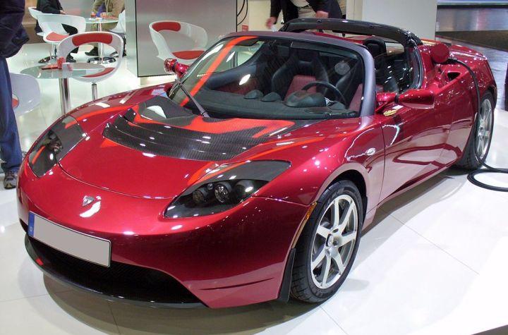 Tesla Roadster AMI