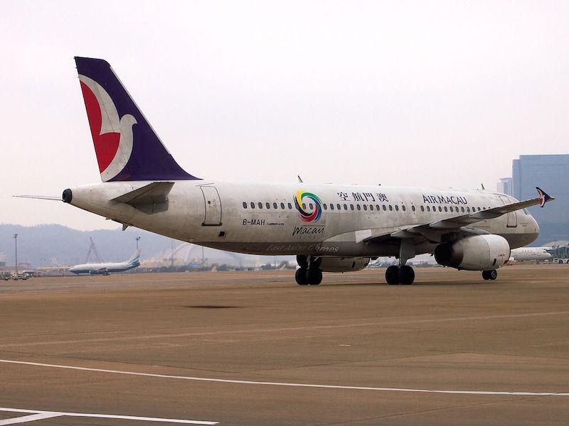 Thai Air Macau Airbus A320
